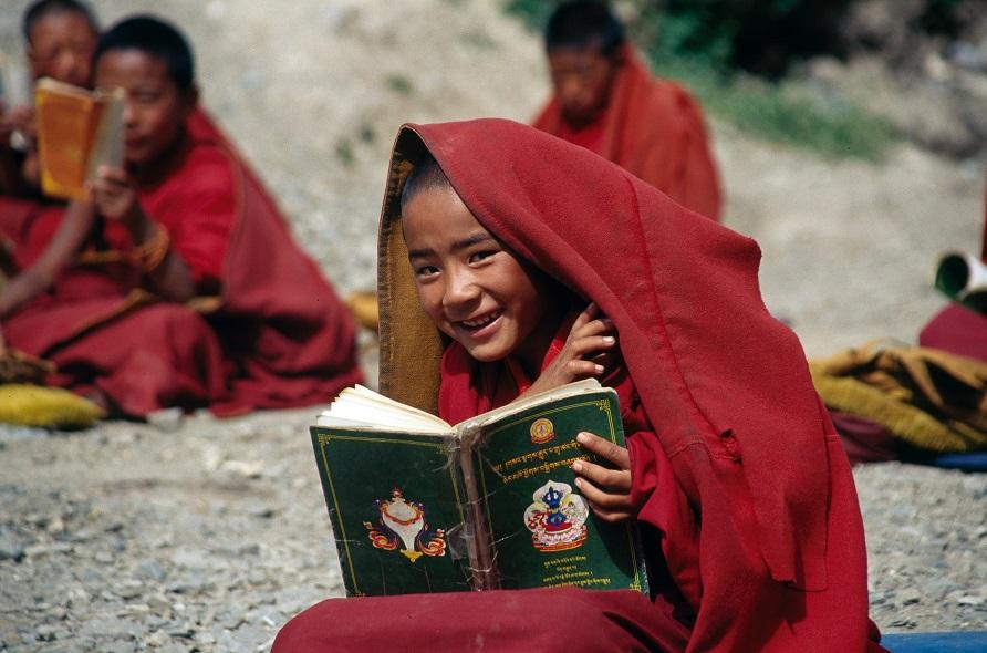 Ensinamentos do Budismo para Crianças