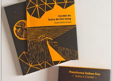 """Nota Sobre a Minicoleção """"Plataforma Daikan Eno – Sutra e Cordel"""""""